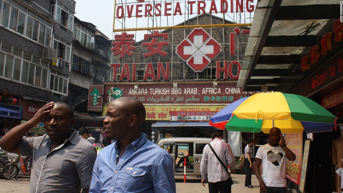 The African migrants giving up on the Chinese dream - CNN