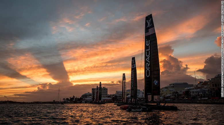 What do Bermudians think of the America's Cup?