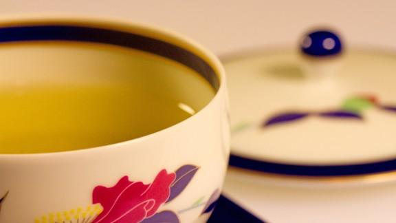 Compounds found in green tea may enhance brain connectivity and even help treat symptoms of dementia and Down syndrome, recent studies have found.