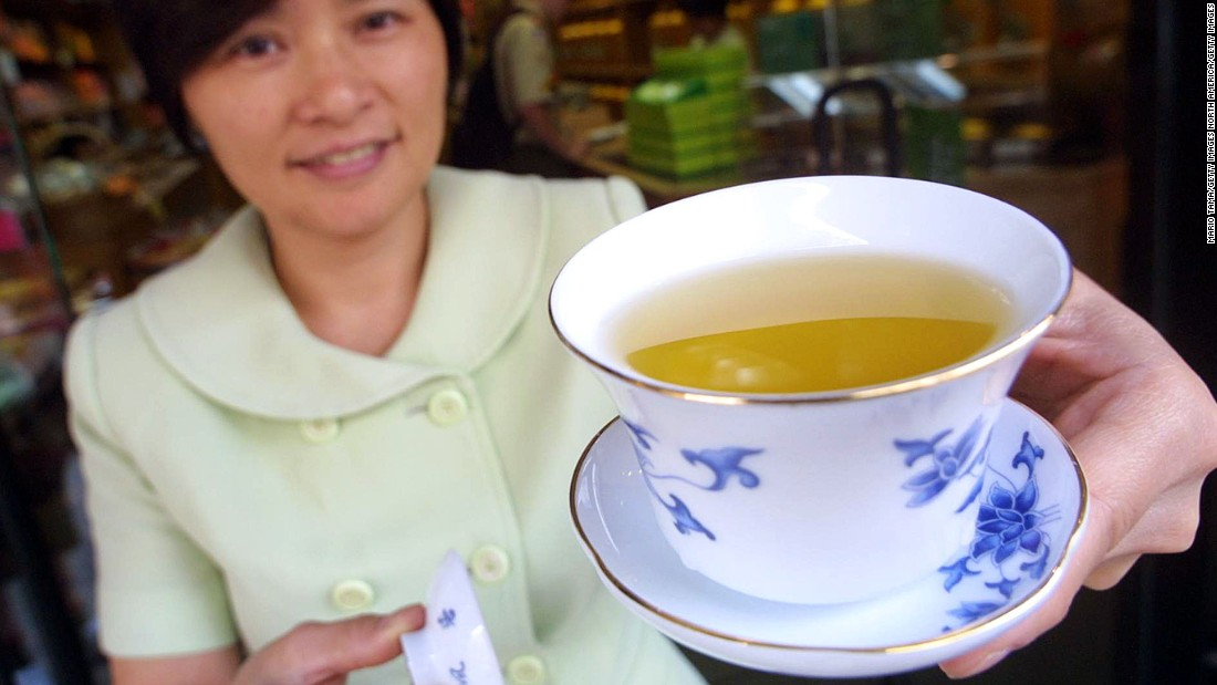 The ancient beverage has been used for centuries in Chinese medicine as a means to relieve people from various ailments.