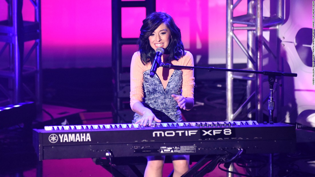 "Singer <a href=""http://www.cnn.com/2016/06/11/entertainment/orlando-christina-grimmie-shot/index.html"" target=""_blank"">Christina Grimmie</a> died June 11 from gunshot wounds. The 22-year-old singer, who finished third on season 6 of ""The Voice"" on NBC, was shot while signing autographs after a concert in Orlando."
