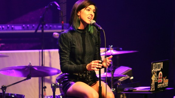 """Christina Grimmie, who finished third on season 6 of NBC's """"The Voice,"""" died June 11 after being shot  following a concert in Orlando."""