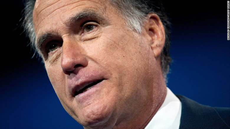 Mitt Romney: 'This is breaking my heart'