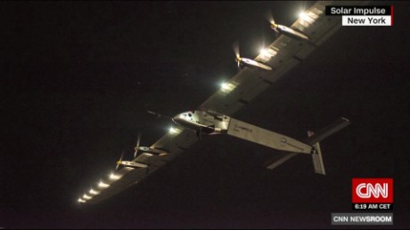 solar impulse two flight van dam cnni nr lklv_00000000