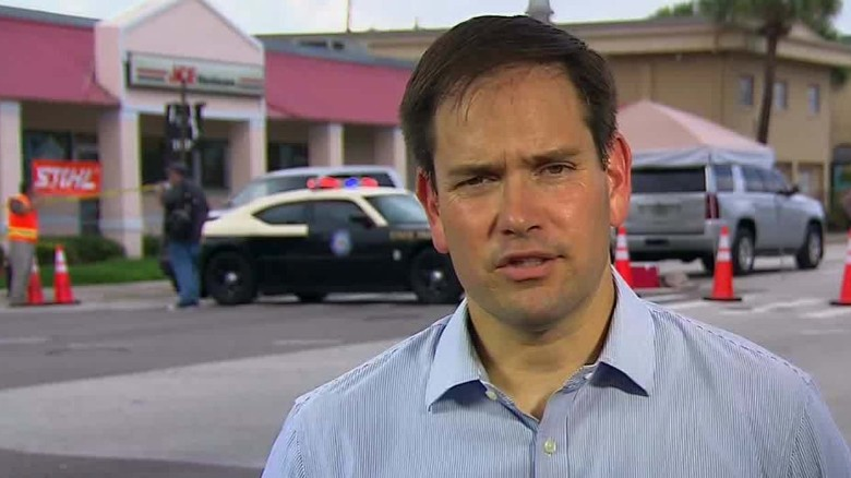 Rubio on shooting: I fear 'we will see more of this'