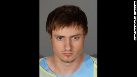 20-year-old James Wesley Howell was arrested Sunday.
