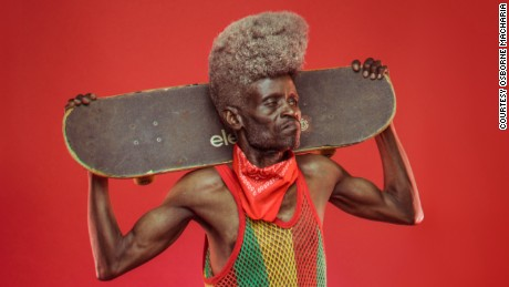 Meet the hip hop grandpas of Nairobi