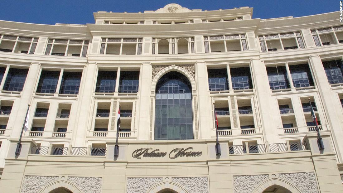 Dubai S 9 Most Luxurious Restaurants Cnn Travel