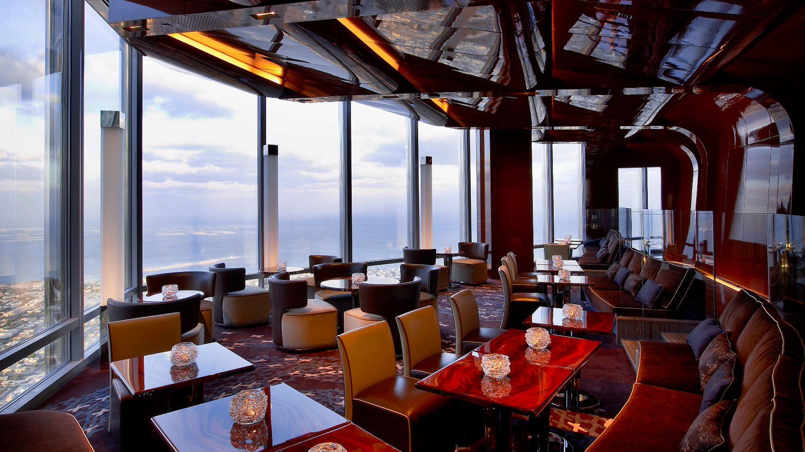 Dubais 9 most luxurious restaurants cnn travel