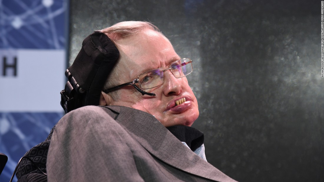 Stephen Hawking's final research paper has been published, and it's mind-bending