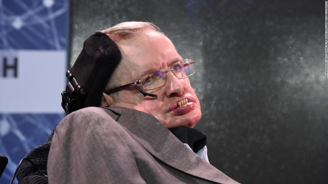 Stephen Hawking's 1966 thesis crashes Cambridge University ... Stephen Hawking