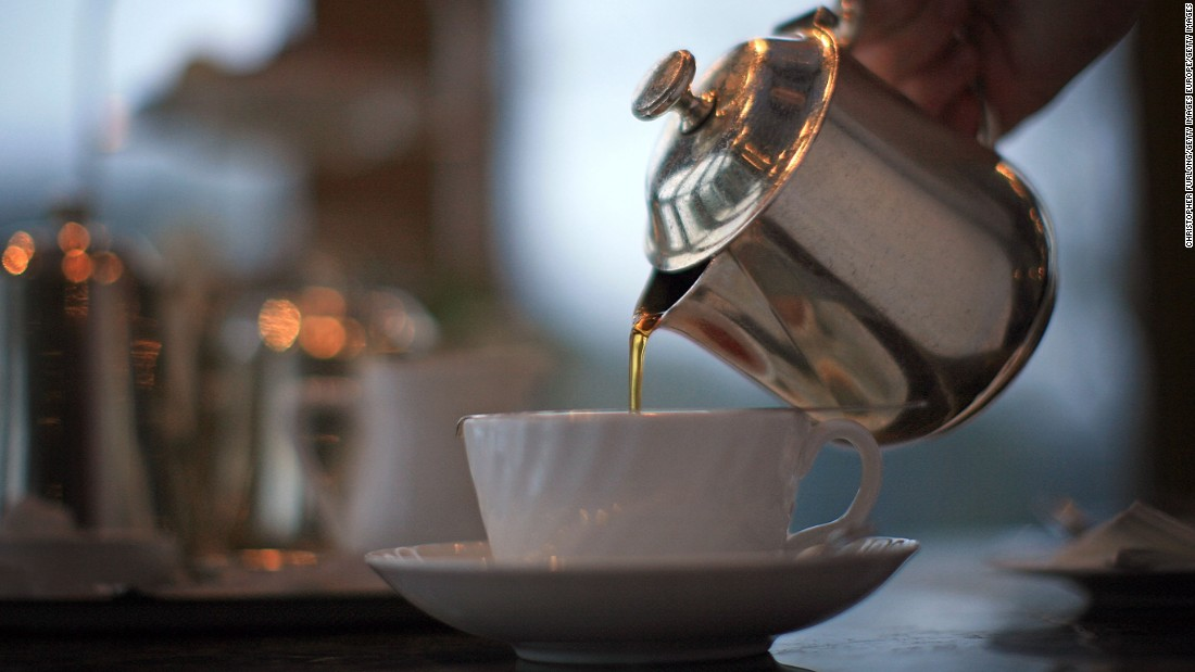 Drinking very hot tea almost doubles risk of cancer, new study says