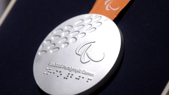All medals are slightly thicker at their central point compared with their edges, and the name of the event for which the medal is won will be engraved by laser along its outside edge.