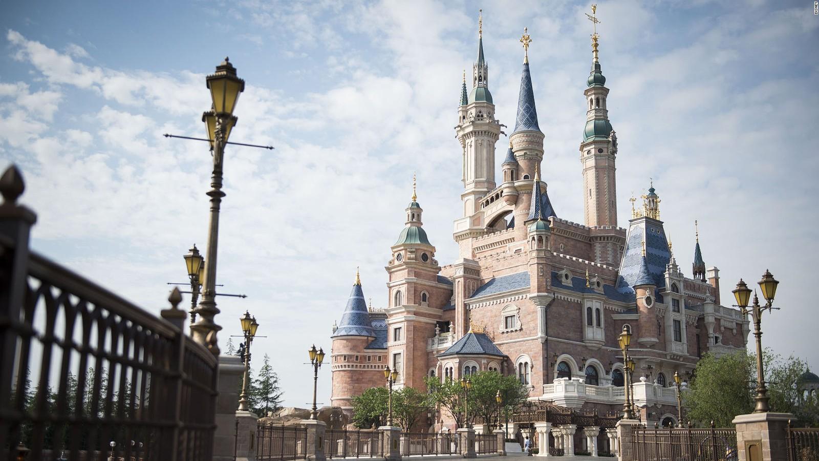 Shanghai Disney Resort: The brand\'s biggest international park | CNN ...