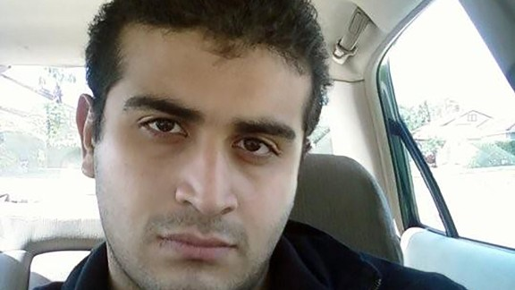 In this undated photo recived by AFP on June 12, 2016, shows Omar Mateen, 29, a US citizen of Afghani descent from Port St. Lucie, Florida, from his MYSPACE.COM page, who has been named as the gunman in the mass shootings at the Pulse nightclub in Orlando, Florida