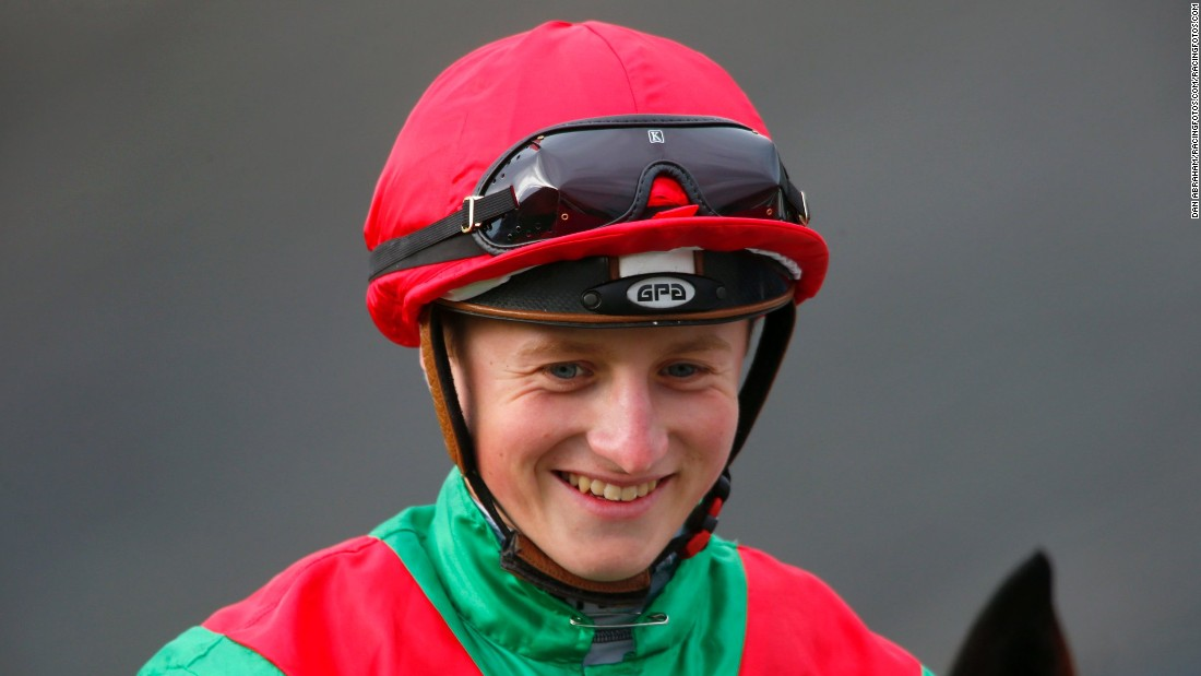 Driving eight hours a day to and from racecourses is not uncommon for the 18-year-old.