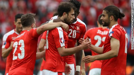 Admir Mehmedi equalized with an exquisite volley 12 minutes after the break.