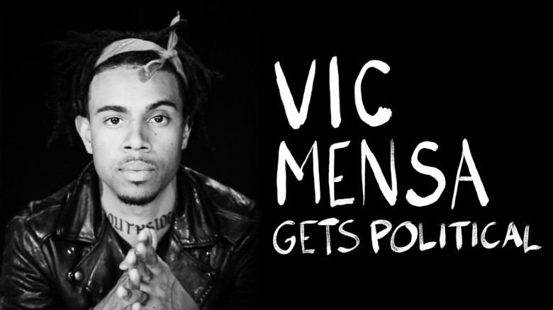 Vic Mensa talks Orlando and pledging to vote