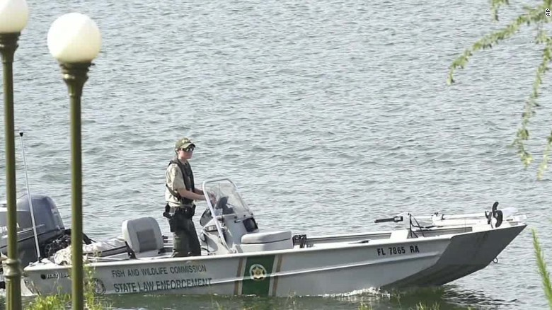 Boy's body found after alligator attack