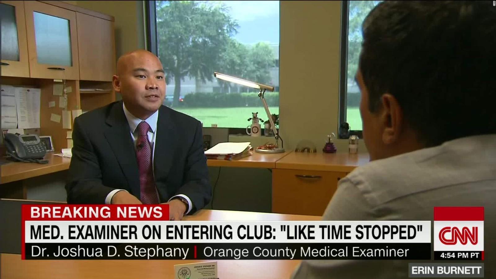 Medical examiner describes Orlando club after shooting - CNN Video