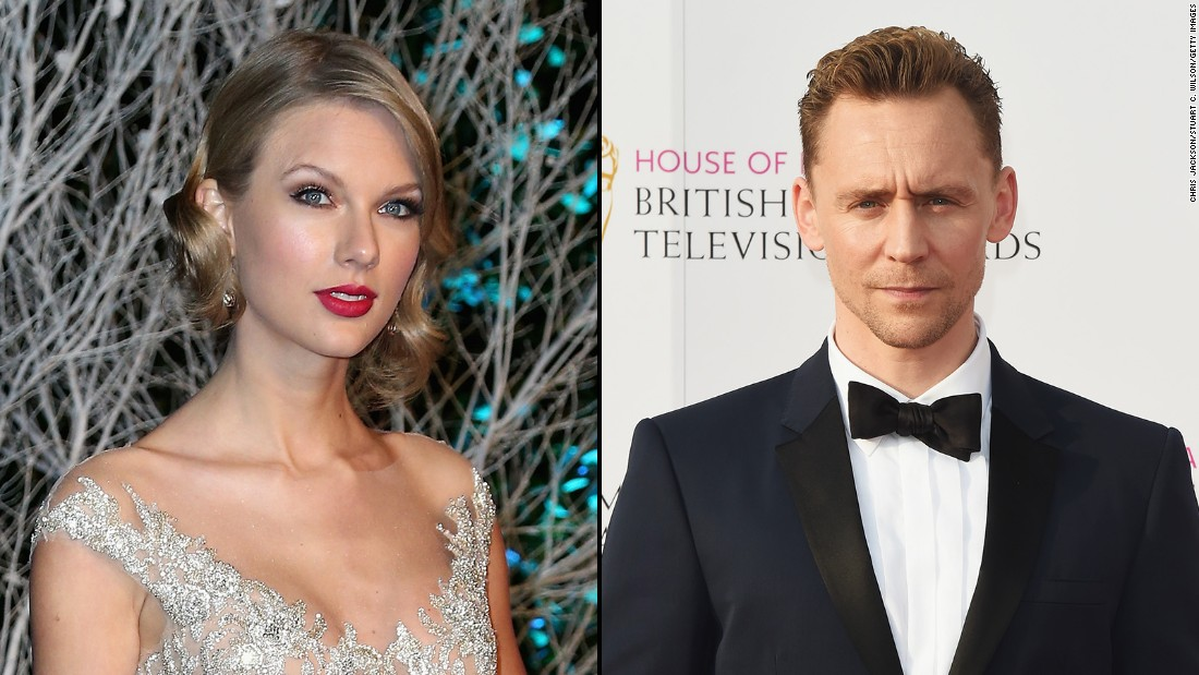 Taylor Swift And Tom Hiddleston Look To Be Dating In New Photos Cnn
