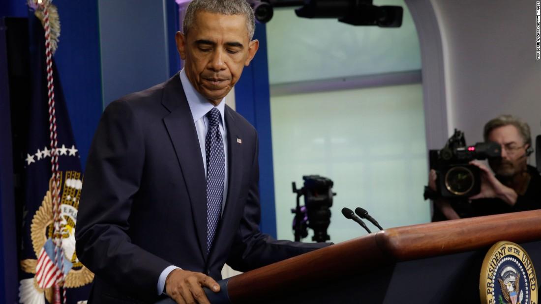 Obama calls for 'common-sense gun safety laws'