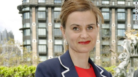 British politician: Jo Cox was courageous