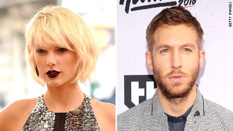 Taylor Swift's secret songwriting makes everybody watch Calvin Harris' Twitter feed