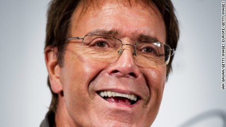 British singer Cliff Richard won't face sex abuse charges