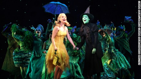 'Wicked' the movie will appear in theaters in 2019