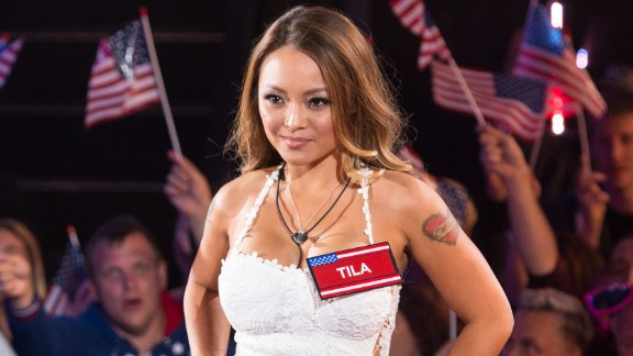 TV personality Tila Tequila is so enthusiastic about her support for Donald Trump that she made a YouTube video explaining why she thinks everyone should vote for him.