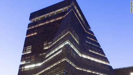 The new Tate Modern: A pyramid devoted to progressive art