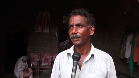 Yousuf Masih, the victim's father, said that he was against the match because the two families were related.