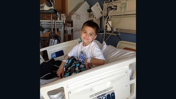 Kadin often has lengthy procedures in the hospital, that can sometimes last for hours.