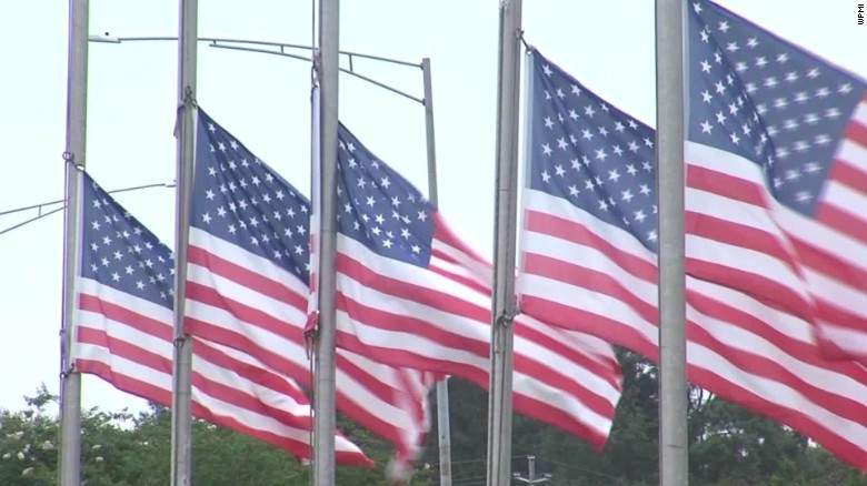 alabama county flags not lowered orlando victims pkg_00001628