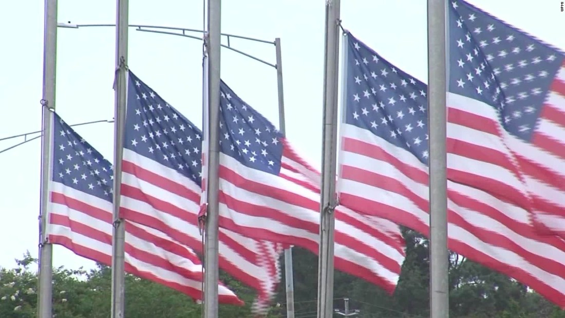 Alabama county refuses to lower flag to honor Orlando shooting victims