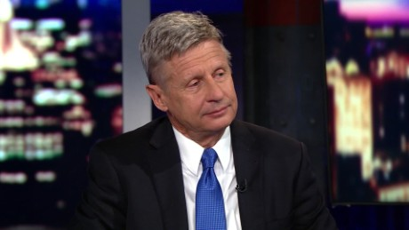 libertarian candidate for president gary john johnson full interview erin_00063006