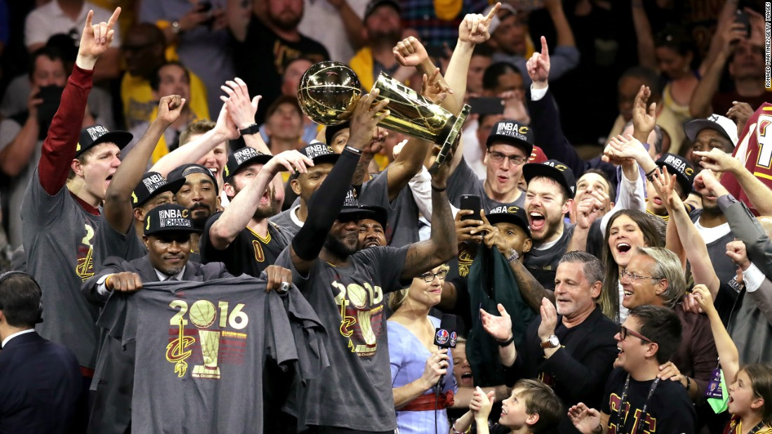 628815ecbac93 Cavs  title ends 52 years of Cleveland sports agony - CNN