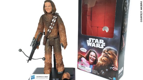 Candace Payne's action figure