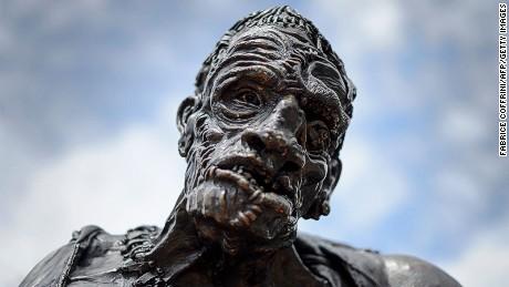 Frankenstein's monster inspires the itinerary