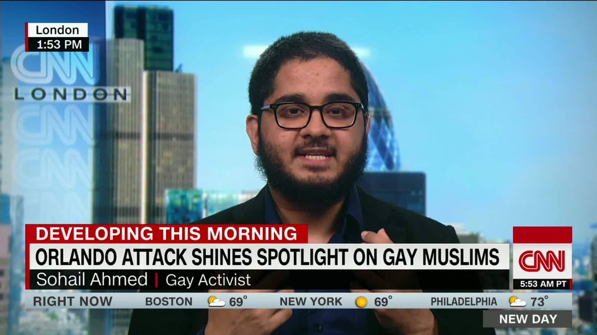 Gay Muslim: I radicalized to try 'to cure myself' - CNN Video