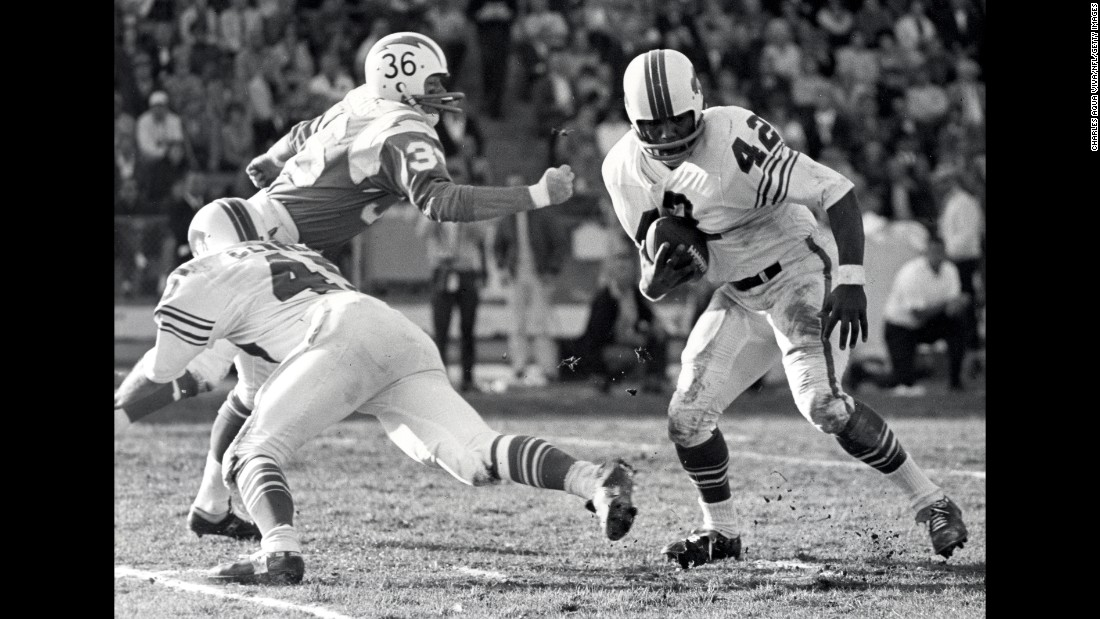 <strong>Buffalo:</strong> The Buffalo Bills beat the San Diego Chargers in the 1965 AFL Championship. The Bills have the dubious honor of losing four consecutive Super Bowls, from 1991 to 1994, and while the Sabres made it to the Stanley Cup Final in 1975 and 1999, they came away with no silverware.
