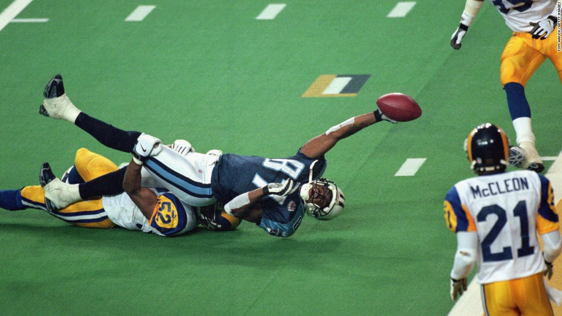<strong>Nashville:</strong> Nashville has yet to bring home a major championship. The Predators of the NHL and the Titans of the NFL both kicked off their inaugural seasons in the late '90s -- the Predators as an expansion team and the Titans after relocating from Houston. The closest either team came to silverware was 2000, when the Titans lost the Super Bowl to the St. Louis Rams. You may recall wide receiver Kevin Dyson stretching, reaching, wishing -- but ultimately coming less than a yard shy of a title.