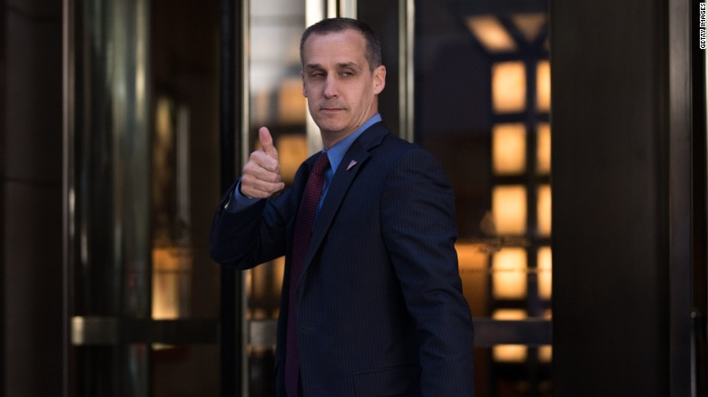 Trump and Lewandowski (used to) say the nicest things