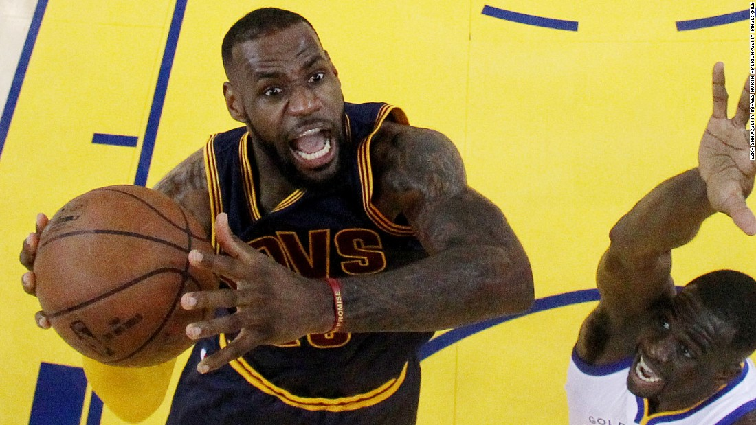 ea94a4a5ff9f LeBron James   Scary  to think of my son getting pulled over by police - CNN