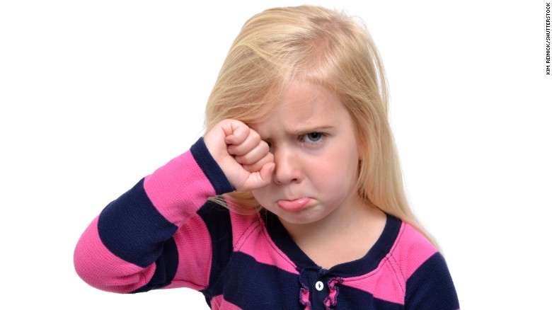 Raising spoiled kids? Learn how to say 'no'
