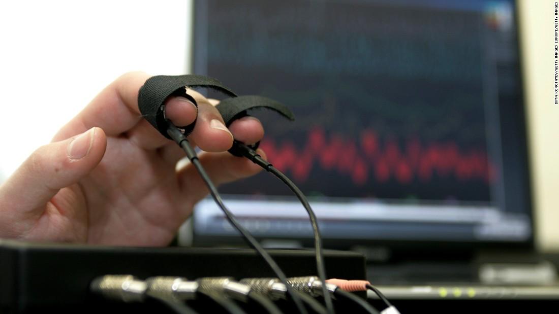 lie detector instrument