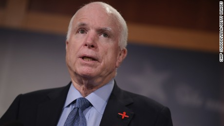 McCain's blood clot may be more significant than first thought
