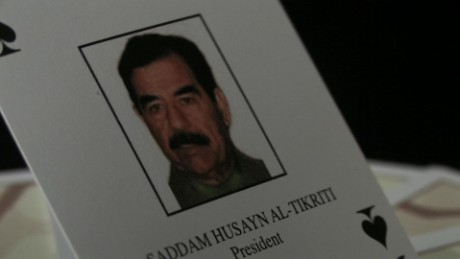 'Declassified': The hunt for Saddam