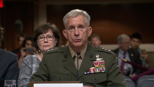 Top US General warns Russia using mercenaries to access Africa's natural resources